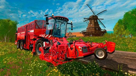 Farming Simulator 15 Full İndir