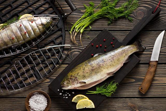 Knospe-Fisch: Auch vom Grill eine Delikatesse