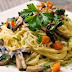 Pasta With Mushrooms And Carrots