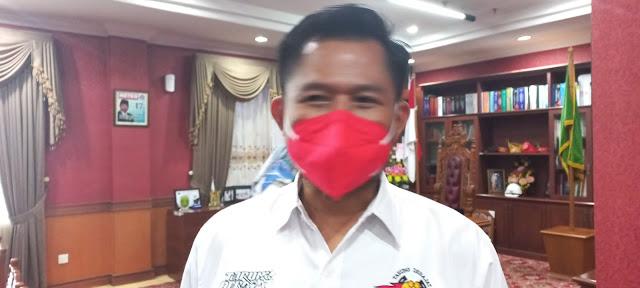 Ketua DPRD Kota Batam Terima Audensi Pengurus Himaprodi Hukum Uniba