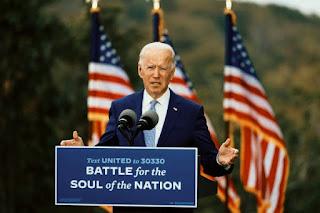 Who is Joe Biden من هو جو بايدن