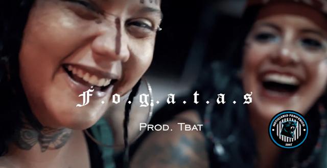 Fogatas | A pernambucana Lua MC lança clipe com part. da costarriquenha La Voz Nativa