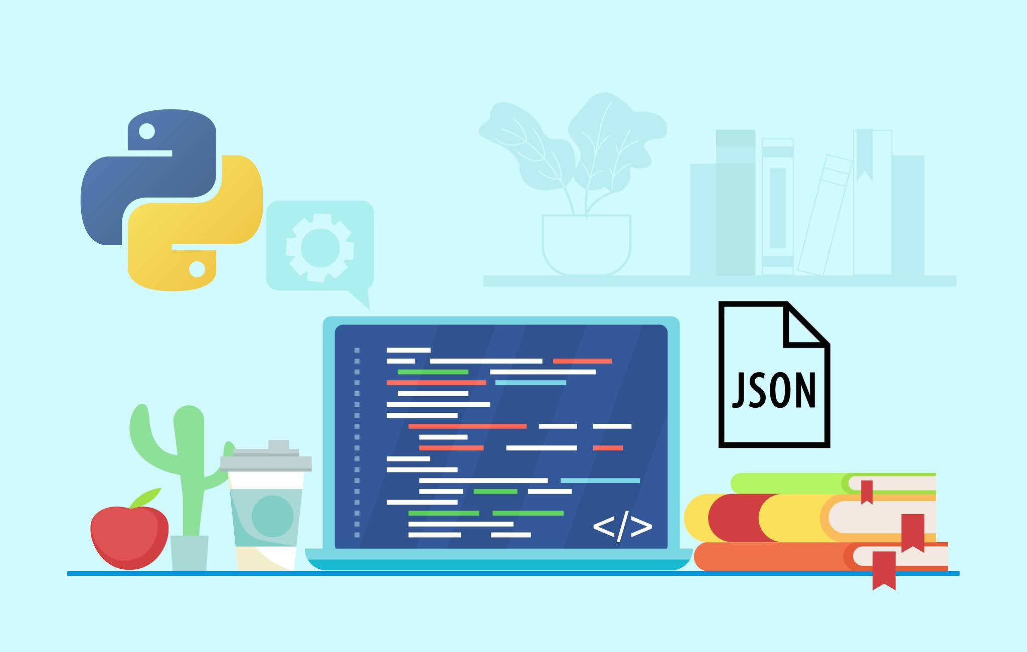 Python - Json Datasıyla Çalışmak