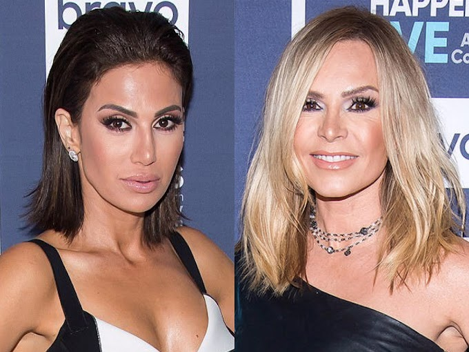 "Peggy Sulahian Fires Back At Tamra Judge For Saying ""Anyone You Have To Subtitle Should Not Be On"" RHOC!"