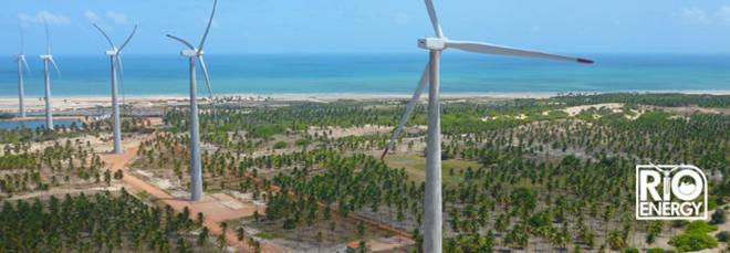 Obra do Complexo eólico da Rio Energy que será construído nos municípios de Morro do Chapéu e Várzea Nova terá R$ 848 milhões do BNDES