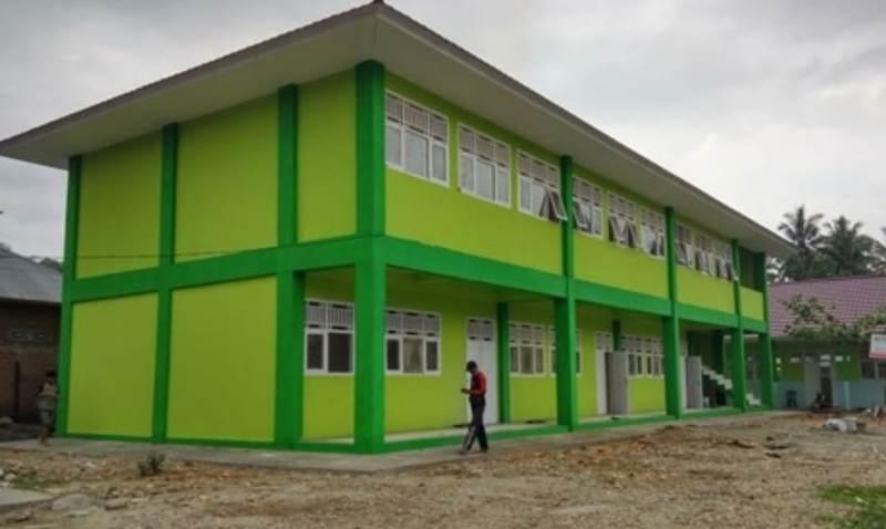 Kementerian PUPR Rehabilitasi Sekolah 1.679 dan 179 Madrasah Tahun 2019
