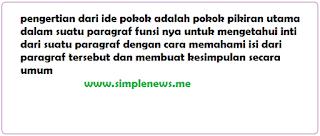 kesimpulan yang dapat kalian ambil dari diskusi ini www.simplenews.me