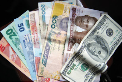 Naira inches to N280 to US dollar