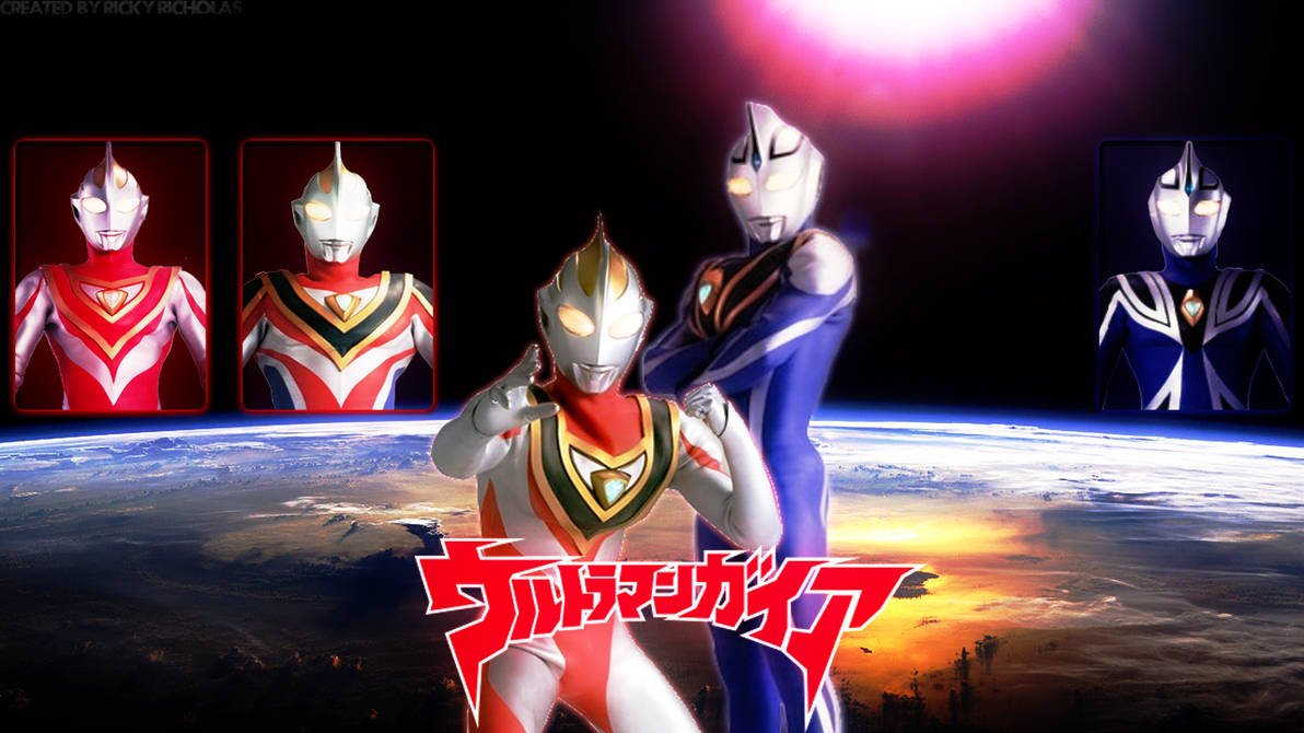Ultraman gaia epesode 6 subtitle indo