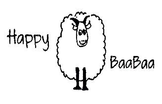 Happy BaaBaa logo