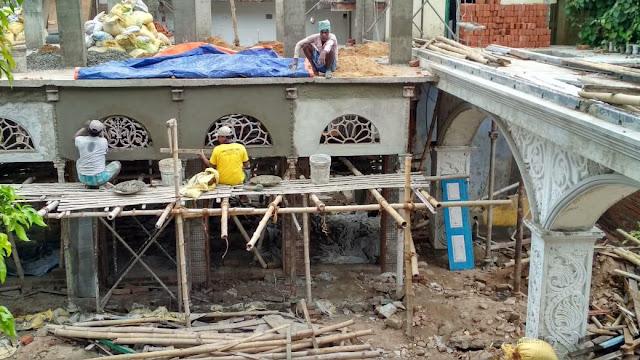 Heritage Hotel in India Restoration