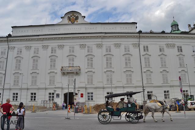 Innsbruck, pałac Hofburg