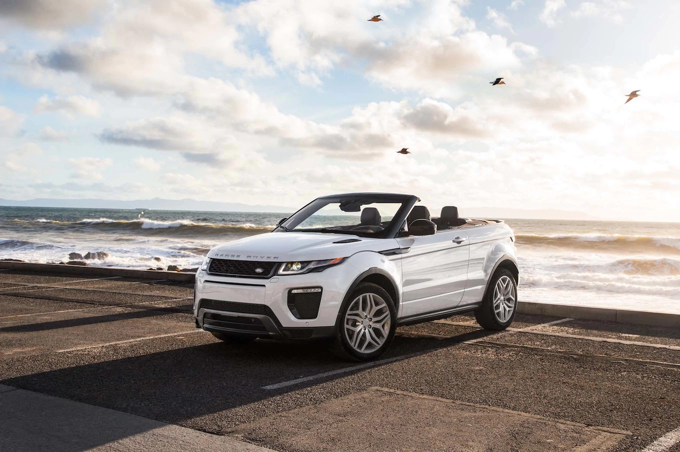 Range Rover Evoque Convertible Launched Topless Suv Priced At Rs