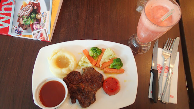 steak kenny rogers
