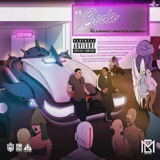 GM Feat. Kelson Most Wanted & DJ Nibblez - + 1 Boda