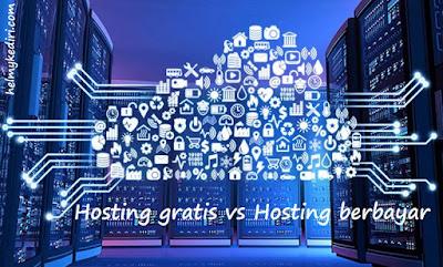 Perbedaan Web Hosting Gratis Dan Berbayar
