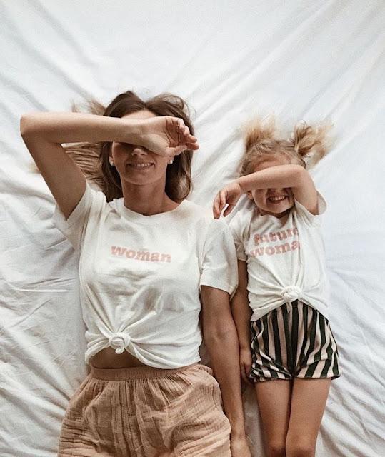 pijamas iguales para madre e hija