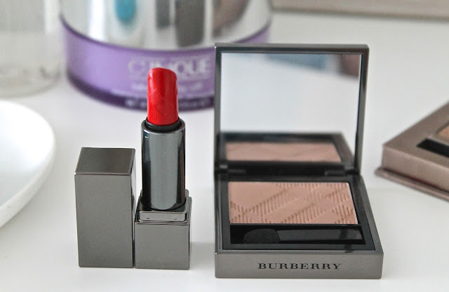 Burberry Military Red Lipstick