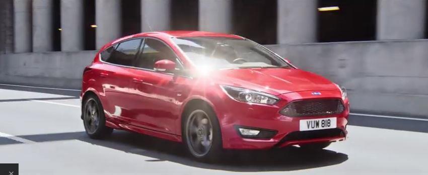 Canzone Ford pubblicità Focus ST-Line con ragazzo e ragazza al cinema - Musica spot Dicembre 2016