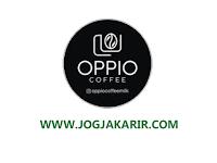 Lowongan Kerja Jogja Barista & Waiters, Kasir di Oppio Coffee