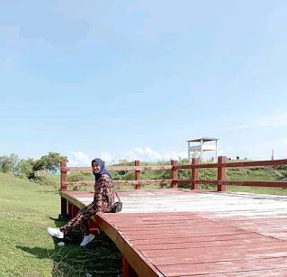 Sarae Nduha : Tempat Menikmati Sunsite