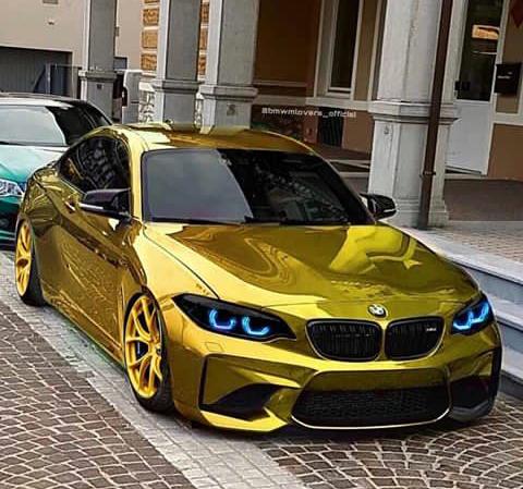 Modifikasi mobil BMW i8