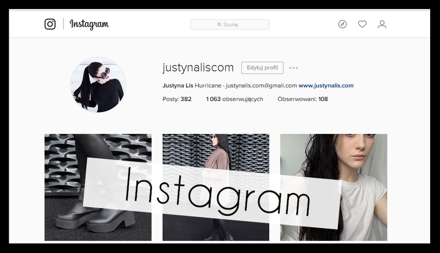 instagram l moda l zdjęcia l stylizacje l styl