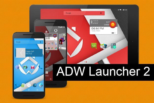 ADW Launcher 2 - Ο απόλυτος launcher για να φέρετε το Android στα μέτρα σας