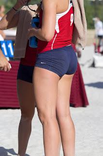 Sexis jugadoras voleibol
