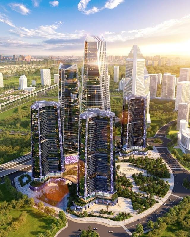 Dự án Sunshine Empire Ciputra Hà Nội Điếm sáng mới của thị trường văn phòng cho thuê