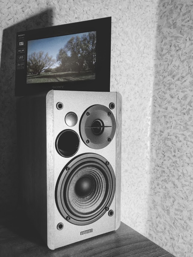 Seri Speaker Edifier yang Bagus Tahun Ini