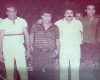 Se fue Jorge Oñate: solo nos quedan Poncho Zuleta y Beto Zabaleta