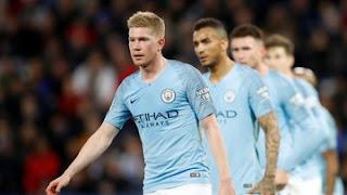 Kekalahan Manchester City