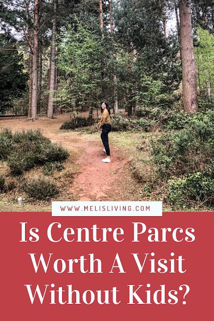 Is Centre Parcs worth it without kids - pinterest