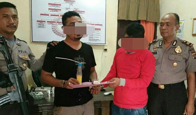 AGEN BOLA - Pesta Sabu, Kepala Desa di Aceh Utara Digerebek Polisi