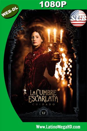La Cumbre Escarlata (2015) Subtitulado HD WEB-DL 1080P ()