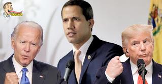 Guaidó asegura que si gana Trump o si gana Biden las cosas continuarán igual para Venezuela