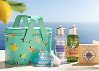 Logo L'Occitane ''Benvenuta estate'': cestino omaggio con 4 miniature ! scopri come riceverlo subito