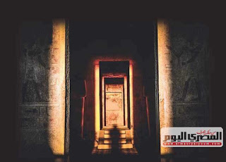sun alignment on the temple's inner sanctum of Temple of Hatshepsut