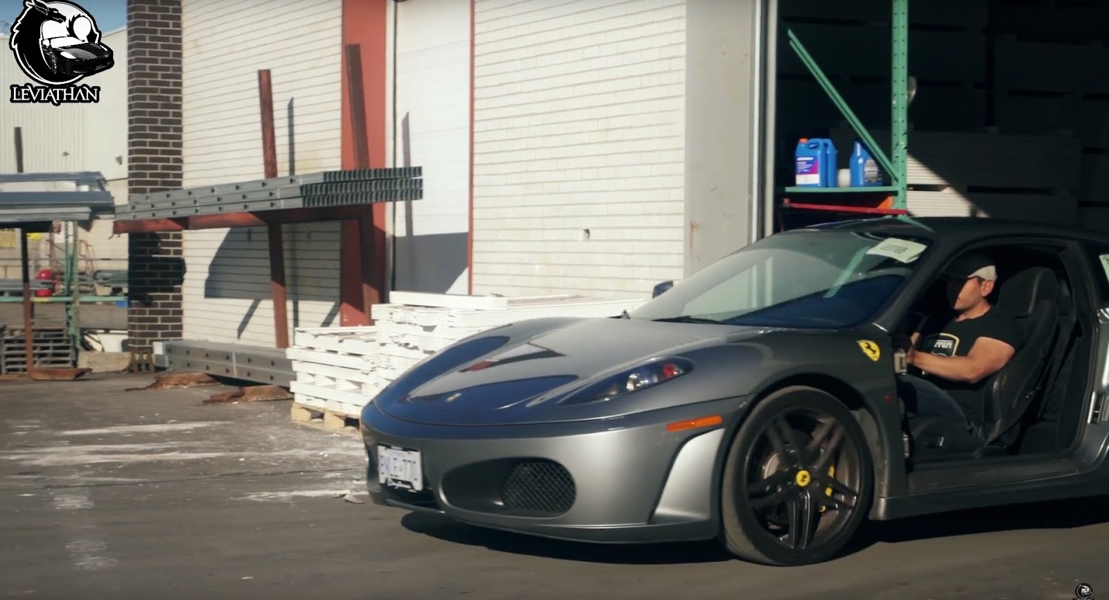 how much for a ferrari f430 replacement door try 40 000. Cars Review. Best American Auto & Cars Review