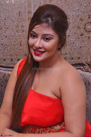 Payal Ghosh Looks Stunning in Red Half Shoulder Gown 030.JPG