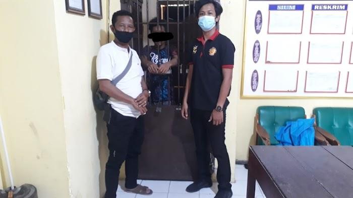 Curi Kotak Amal, Seorang Pria Warga Desa Sri Tanjung Rupat Dibekuk Polisi