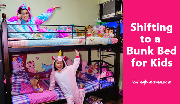 Bunk bed - bunk bed for girls - sisters - girls - bunk bed for kids - home - girls bedroom -bedroom for girls - bunk bed design for girls - bunk bed design -furniture - homeschooling - homeschooling setup -  family budget - creative play -adolescence - puberty - personal space - stuffed toys - private time - quiet time - bedroom -bedroom arrangement - Shane