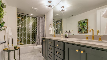 4 consejos para remodelar un baño con mucho estilo