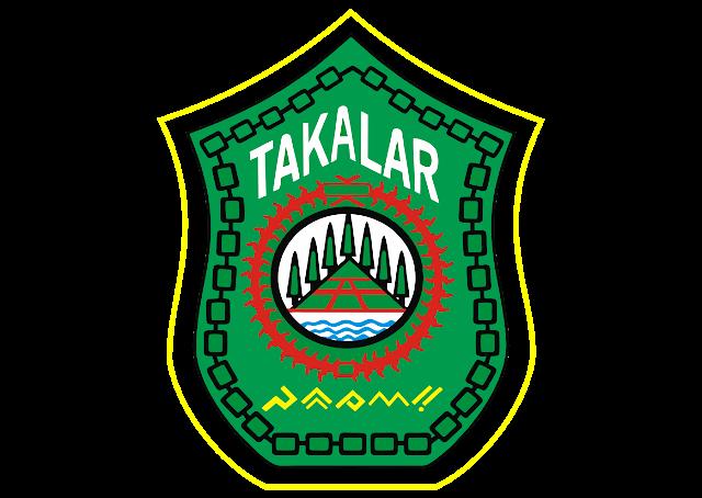 Logo Kabupaten Takalar Vector CorelDraw