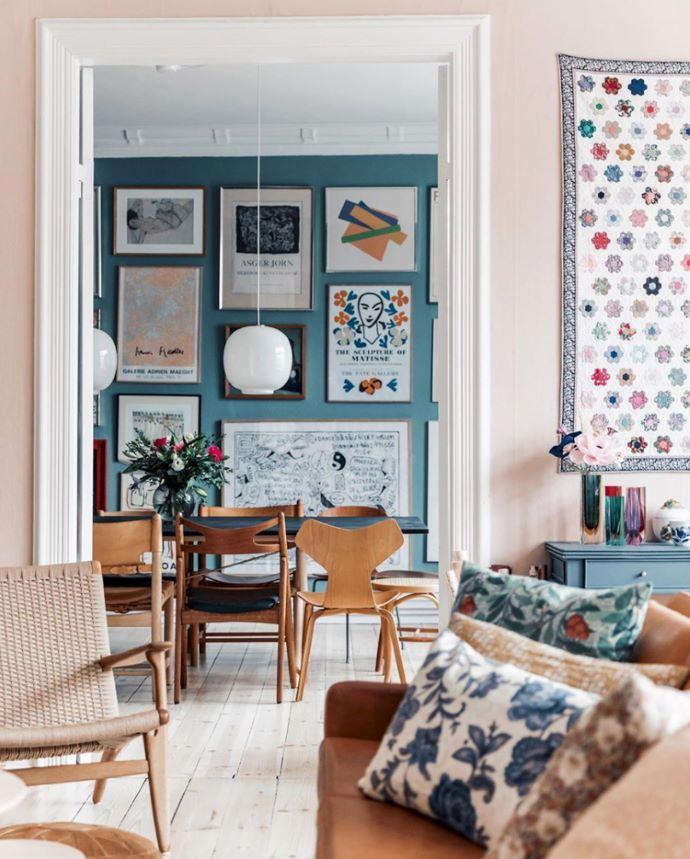 Say No to Bare Walls-Gallery Walls Edition- design addict mom