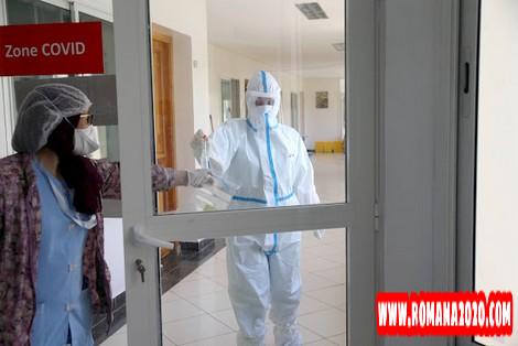 أخبار المغرب: تعرف على تفاصيل الحالة الوبائية بجهة طنجة تطوان الحسيمة tanger tetouan al houceima