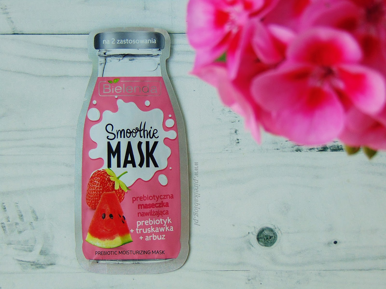 Smoothie Mask, Bielenda - prebiotyczne maseczki do twarz