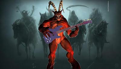 Big D and the Horseman Quartet Band