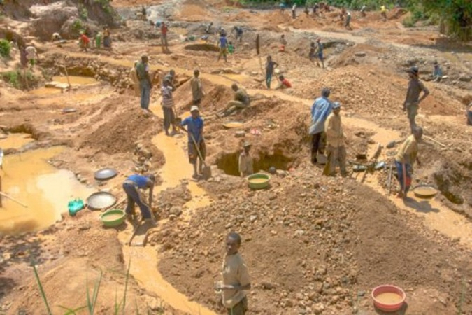 500 illegal miners arrested in Ondo
